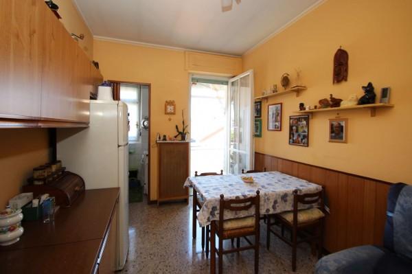 Appartamento in vendita a Torino, Rebaudengo, 80 mq - Foto 16
