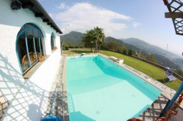 Villa in vendita a San Colombano Certenoli, San Martino, Con giardino, 500 mq - Foto 8
