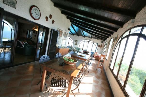 Villa in vendita a San Colombano Certenoli, San Martino, Con giardino, 500 mq - Foto 12