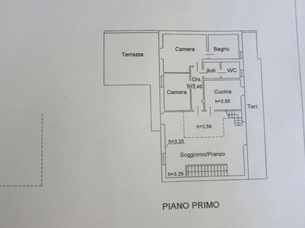Villa in vendita a Udine, Con giardino, 250 mq - Foto 4