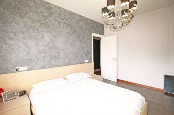 Appartamento in vendita a Caponago, Centro, Con giardino, 192 mq - Foto 14