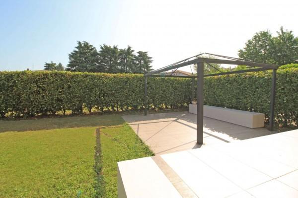 Appartamento in vendita a Caponago, Centro, Con giardino, 192 mq - Foto 6