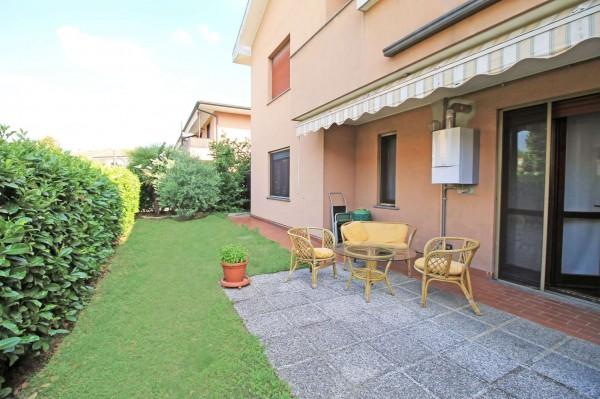 Appartamento in vendita a Caponago, Centro, Con giardino, 192 mq - Foto 22