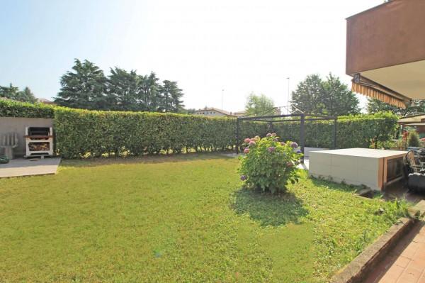 Appartamento in vendita a Caponago, Centro, Con giardino, 192 mq - Foto 1