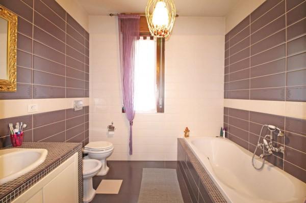 Appartamento in vendita a Caponago, Centro, Con giardino, 192 mq - Foto 16