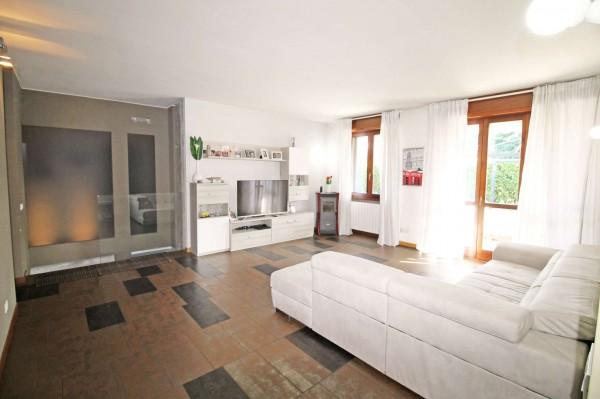 Appartamento in vendita a Caponago, Centro, Con giardino, 192 mq - Foto 21