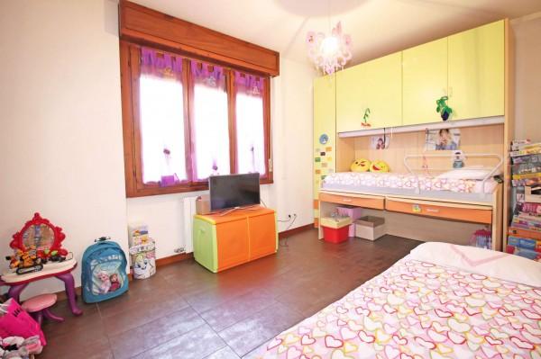 Appartamento in vendita a Caponago, Centro, Con giardino, 192 mq - Foto 12