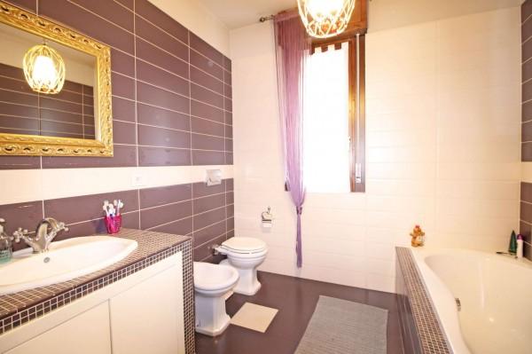 Appartamento in vendita a Caponago, Centro, Con giardino, 192 mq - Foto 8