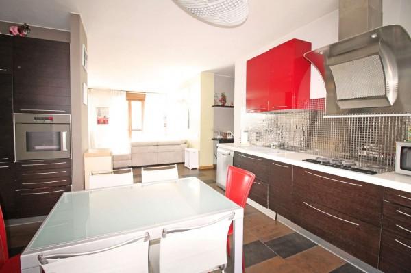 Appartamento in vendita a Caponago, Centro, Con giardino, 192 mq - Foto 18