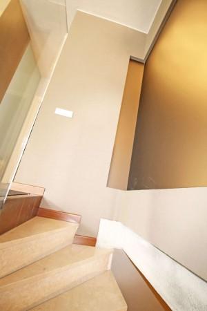 Appartamento in vendita a Caponago, Centro, Con giardino, 192 mq - Foto 4