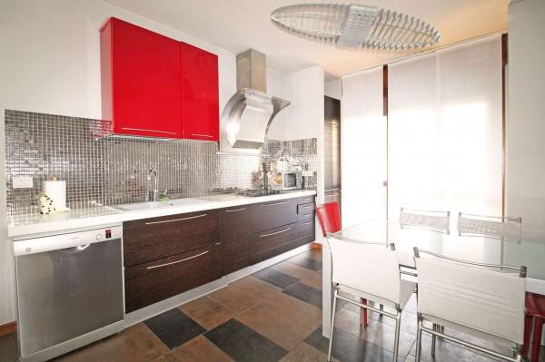 Appartamento in vendita a Caponago, Centro, Con giardino, 192 mq - Foto 9