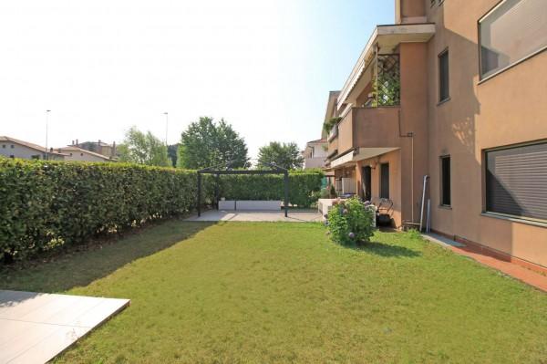 Appartamento in vendita a Caponago, Centro, Con giardino, 192 mq - Foto 7