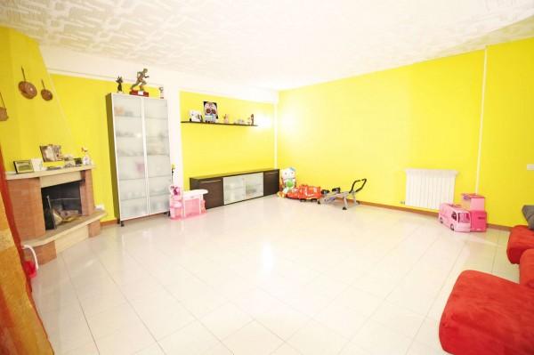 Appartamento in vendita a Caponago, Centro, Con giardino, 192 mq - Foto 10