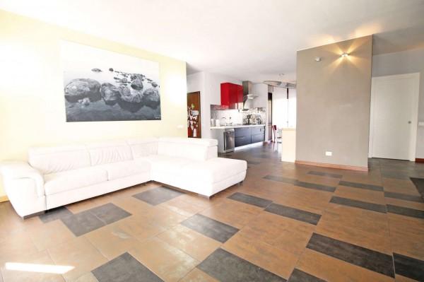 Appartamento in vendita a Caponago, Centro, Con giardino, 192 mq - Foto 17