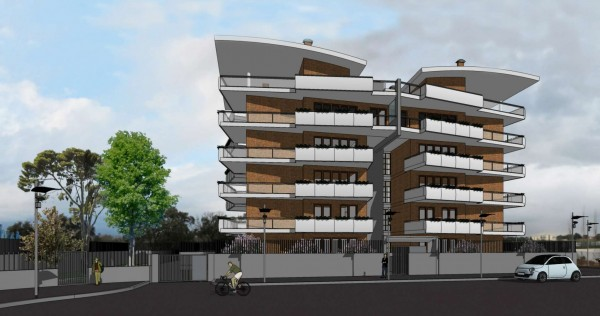 Appartamento in vendita a Roma, 63 mq