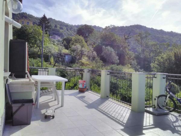 Appartamento in vendita a Uscio, 85 mq