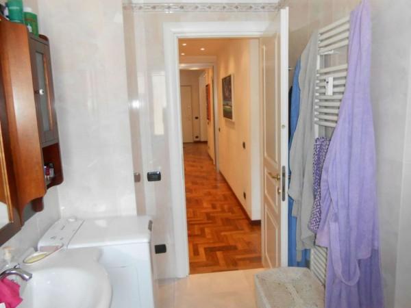 Appartamento in vendita a Genova, Adiacenze Gaslini, 90 mq - Foto 13