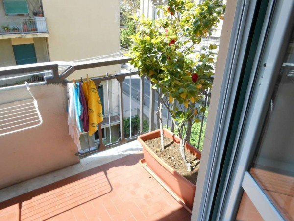 Appartamento in vendita a Genova, Adiacenze Gaslini, 90 mq - Foto 5