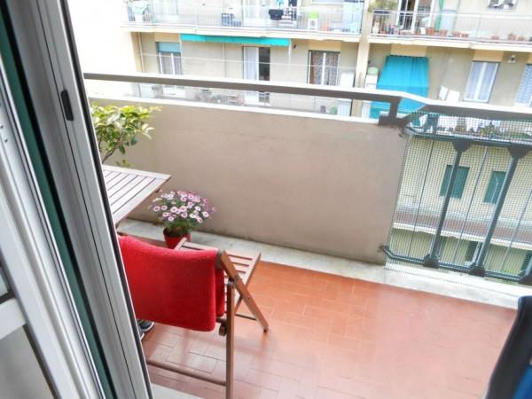 Appartamento in vendita a Genova, Adiacenze Gaslini, 90 mq - Foto 7