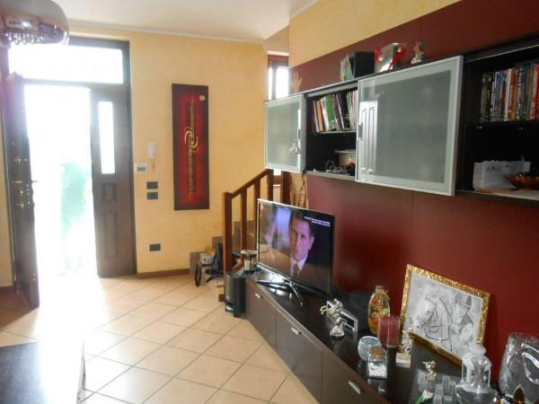 Villa in vendita a Torlino Vimercati, Residenziale, Con giardino, 175 mq - Foto 16