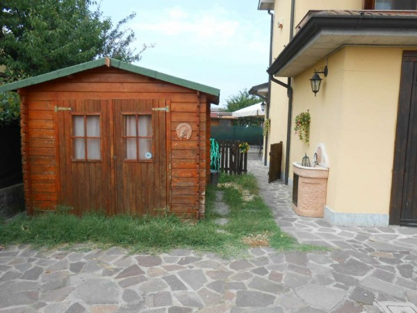 Villa in vendita a Torlino Vimercati, Residenziale, Con giardino, 175 mq - Foto 6