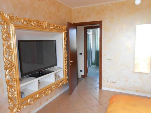 Villa in vendita a Torlino Vimercati, Residenziale, Con giardino, 175 mq - Foto 12