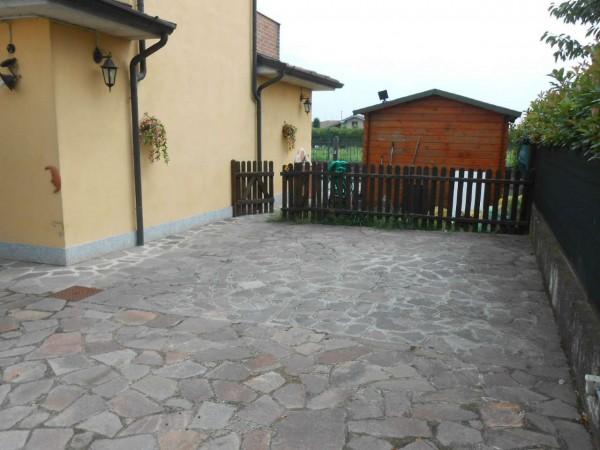Villa in vendita a Torlino Vimercati, Residenziale, Con giardino, 175 mq - Foto 4