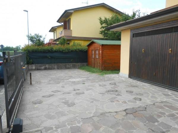 Villa in vendita a Torlino Vimercati, Residenziale, Con giardino, 175 mq - Foto 19