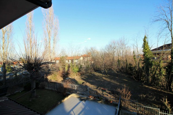 Villa in vendita a Alpignano, Maiolo, Con giardino, 265 mq - Foto 4