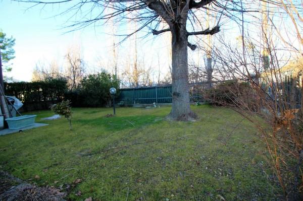 Villa in vendita a Alpignano, Maiolo, Con giardino, 265 mq - Foto 3