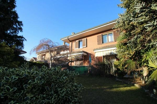 Villa in vendita a Alpignano, Maiolo, Con giardino, 265 mq - Foto 10