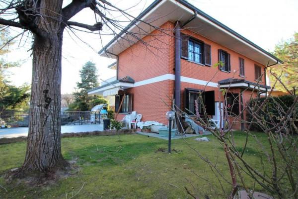 Villa in vendita a Alpignano, Maiolo, Con giardino, 265 mq - Foto 9