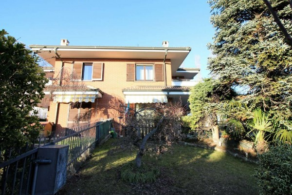 Villa in vendita a Alpignano, Maiolo, Con giardino, 265 mq - Foto 5