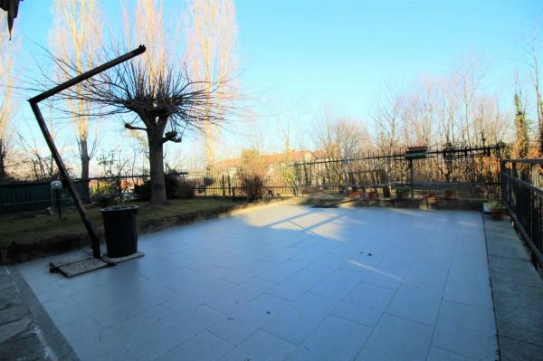Villa in vendita a Alpignano, Maiolo, Con giardino, 265 mq - Foto 2