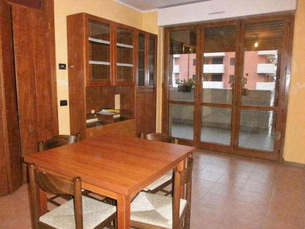 Appartamento in affitto a Busto Arsizio, Ospedale,autostrada, Arredato, 60 mq