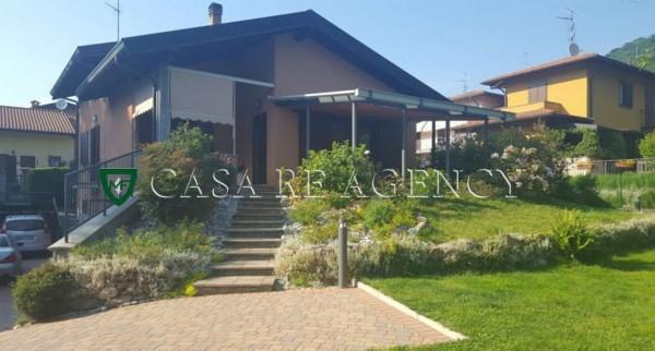 Villa in vendita a Bedero Valcuvia, Con giardino, 350 mq - Foto 16