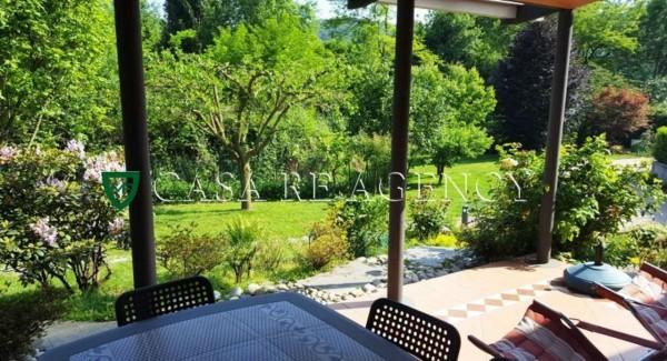 Villa in vendita a Bedero Valcuvia, Con giardino, 350 mq - Foto 14