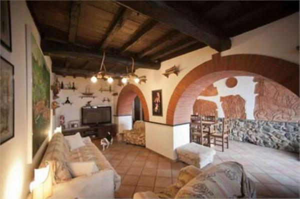 Villa in vendita a Rapallo, Castellino, Con giardino, 500 mq - Foto 8