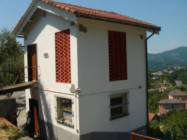 Villa in vendita a Rapallo, Castellino, Con giardino, 500 mq - Foto 10
