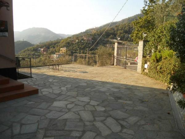Villa in vendita a Rapallo, Castellino, Con giardino, 500 mq - Foto 14