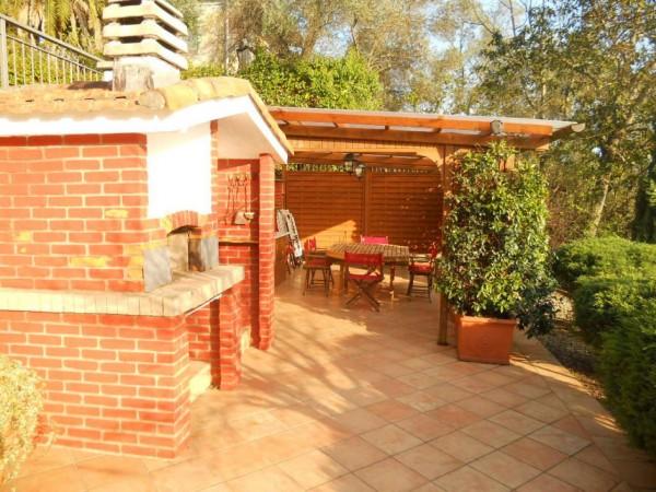 Villa in vendita a Rapallo, Castellino, Con giardino, 500 mq - Foto 12
