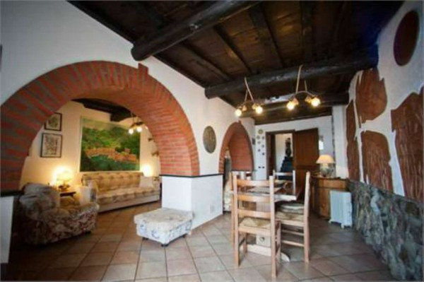 Villa in vendita a Rapallo, Castellino, Con giardino, 500 mq - Foto 7