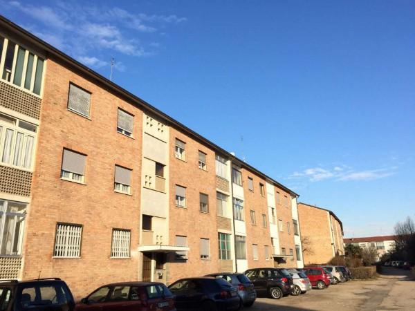 Appartamento in vendita a Torino, Vallette, Con giardino, 130 mq