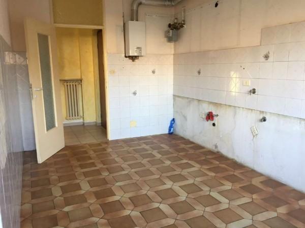 Appartamento in vendita a Torino, Vallette, Con giardino, 130 mq - Foto 12