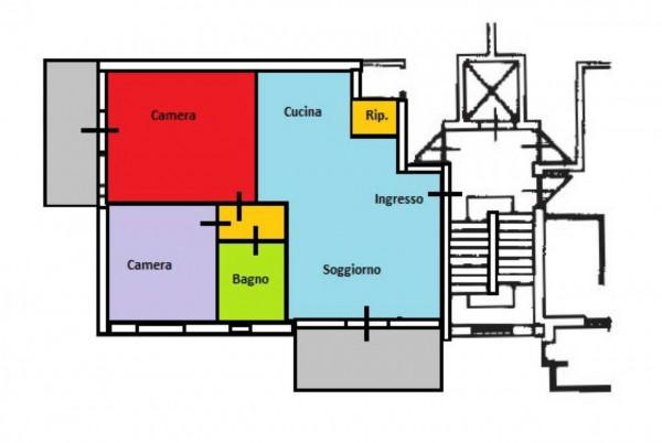 Appartamento in vendita a Tivoli, Campolimpido, 87 mq - Foto 4