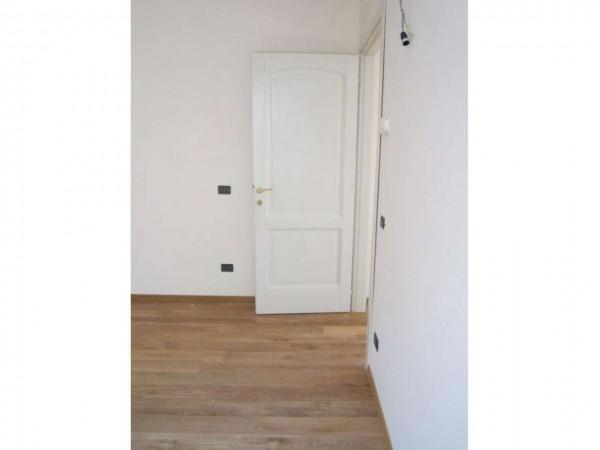 Appartamento in vendita a Milano, Centrale7brianza, Con giardino, 135 mq - Foto 10