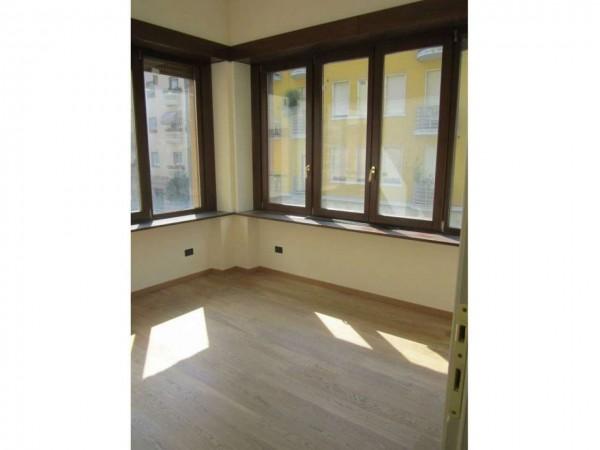 Appartamento in vendita a Milano, Centrale7brianza, Con giardino, 135 mq - Foto 9