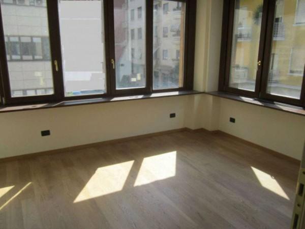 Appartamento in vendita a Milano, Centrale7brianza, Con giardino, 135 mq - Foto 16