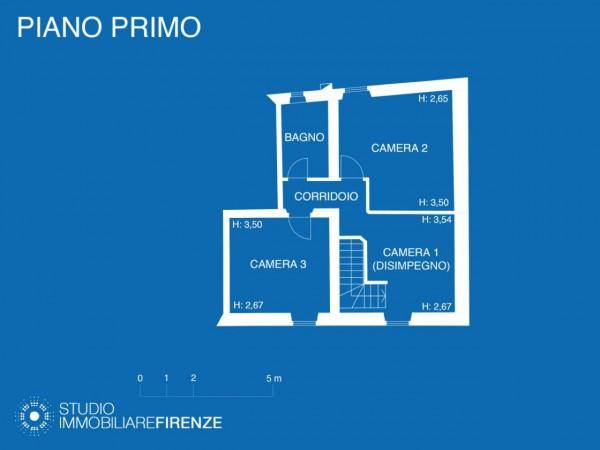 Rustico/Casale in vendita a Firenze, Con giardino, 159 mq - Foto 22