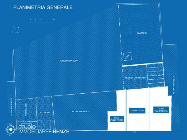 Rustico/Casale in vendita a Firenze, Con giardino, 159 mq - Foto 3